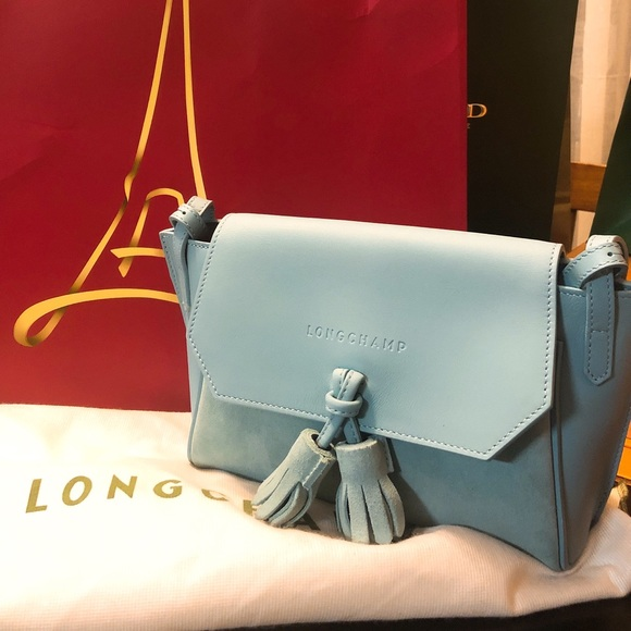 new style & luxury how to choose 2019 original Longchamp Penelope crossbody